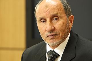 Mustafa Abdul Jalil Libyan politician