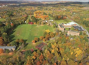 Bishop's College School - School Campus, Bishop's College School
