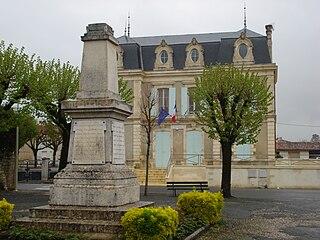 Néré Commune in Nouvelle-Aquitaine, France