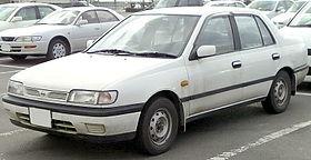 Nissan Sunny (N14)