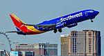 N8643A Southwest Airlines 2014 Boeing 737-8H4 - cn 42524 - 5030 (33860989675).jpg