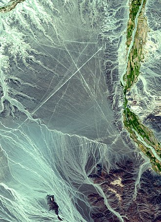 Nazca Lines - Image: NEO nazca lines big
