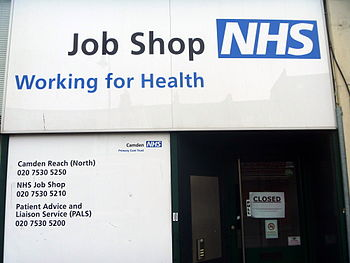 NHS Job Shop: