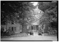 NORTHWEST (FRONT) ELEVATION - Ridgeland, Chamounix Drive, Philadelphia, Philadelphia County, PA HABS PA,51-PHILA,395-10.tif