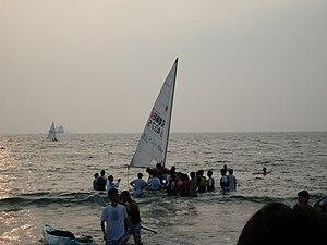 National Sun Yat-sen University - University sailboat
