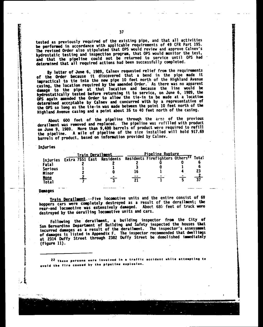 Page:NTSB - Railroad Accident Report - Derailment on May 25