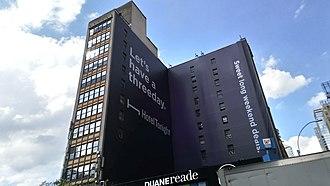 HotelTonight - HotelTonight's ad in New York.