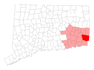 North Stonington, Connecticut Town in Connecticut, United States