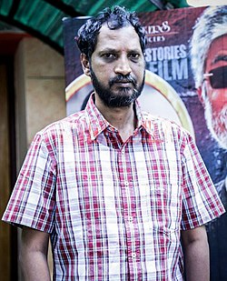 Na Muthukumar at Touring Talkies Audio Launch.jpg