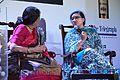 Nabaneeta Dev Sen and Antara Dev Sen - Kolkata 2013-02-03 4329.JPG