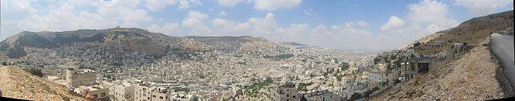 التعريف بمدينة نابلس 750px-NablusPanorama