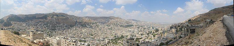����� ����� 800px-NablusPanorama