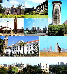 Nairobi – Veduta