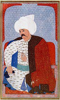Selim I Ottoman Empire Sultan from 1512 to 1520