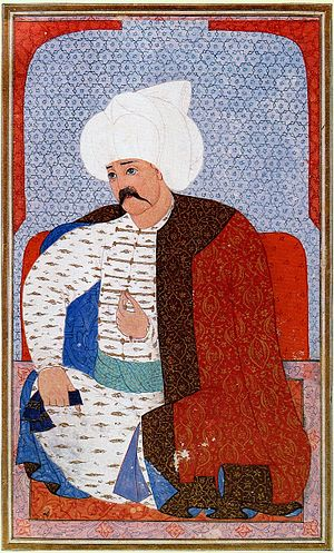Custodian of the Two Holy Mosques - Selim I Sultan of the Ottoman Empire