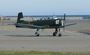 Nanchang CJ-6 Wellington Airport (38).jpg