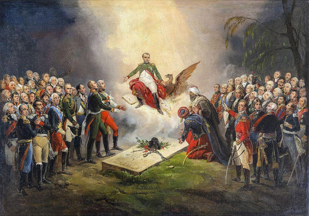 Napoleon's ascension
