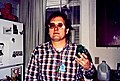 Napoleon Avenue, New Orleans, In the Kitchen, Carnival 1989.jpg