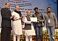 Narendra Singh Tomar presented the certificates at the inauguration of the National Conference of Sarpanches and Gram Panchayat Secretaries, in New Delhi (2).jpg