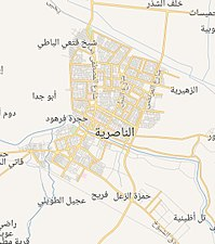 Nasiriyah City Map.jpg