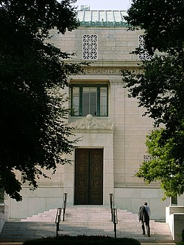 United States National Academy of Sciences in Washington, D.C.