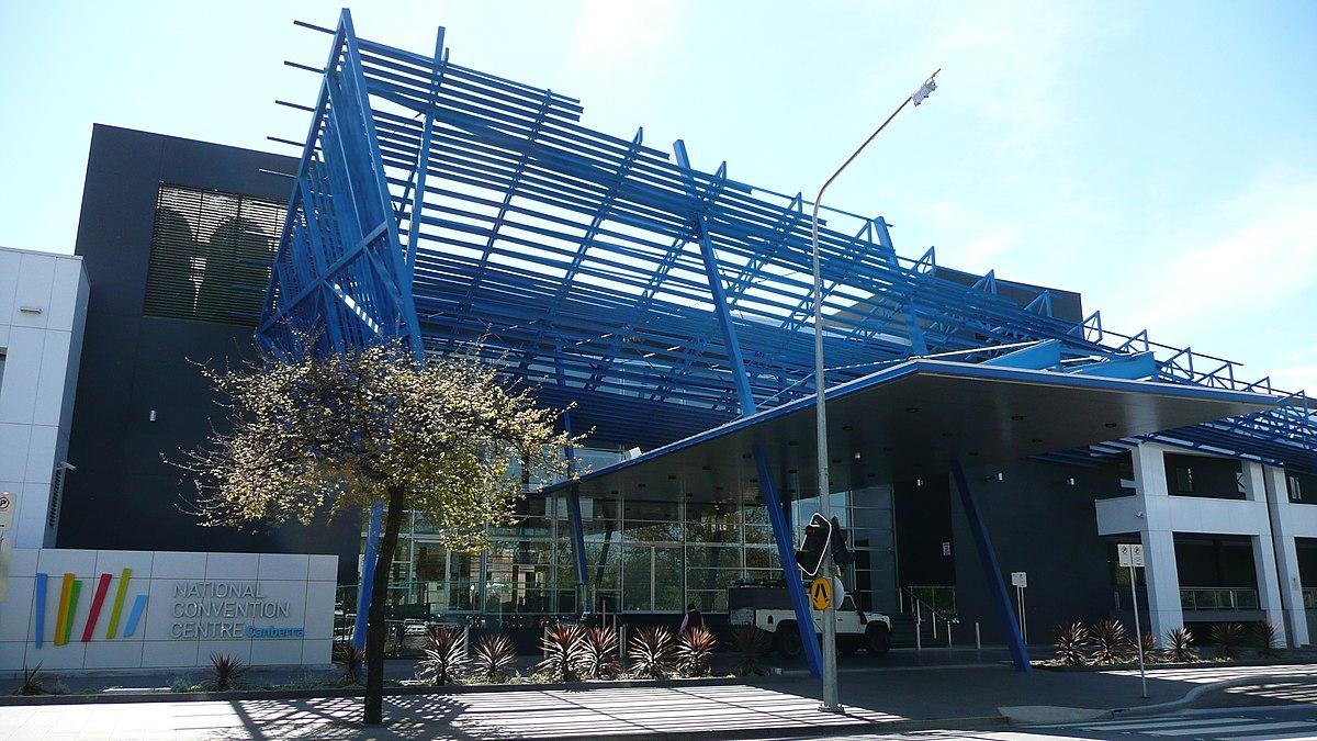 national convention centre canberra wikipedia. Black Bedroom Furniture Sets. Home Design Ideas