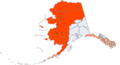 Native american majority and plurality in Alaska boroughs and census areas.png