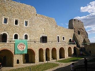 Neamț Citadel - Image: Neamt Citadel 2009 September 22 5