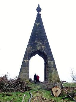 Needle's Eye, Wentworth, Rotherham - geograph.org.uk - 1967996
