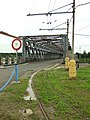 Nelahozeves, most přes Vltavu.JPG