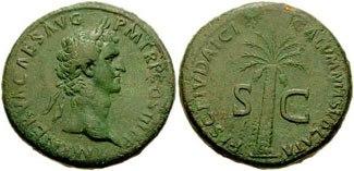 Nerva Fiscus Iudaicus coin