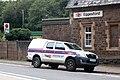 Network Rail response unit at Eggesford.JPG