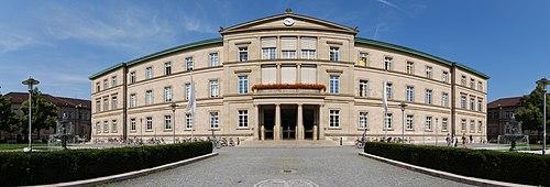 Eberhard Karls Universität Tübingen Wikipedia