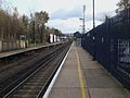 New Eltham stn look east.JPG