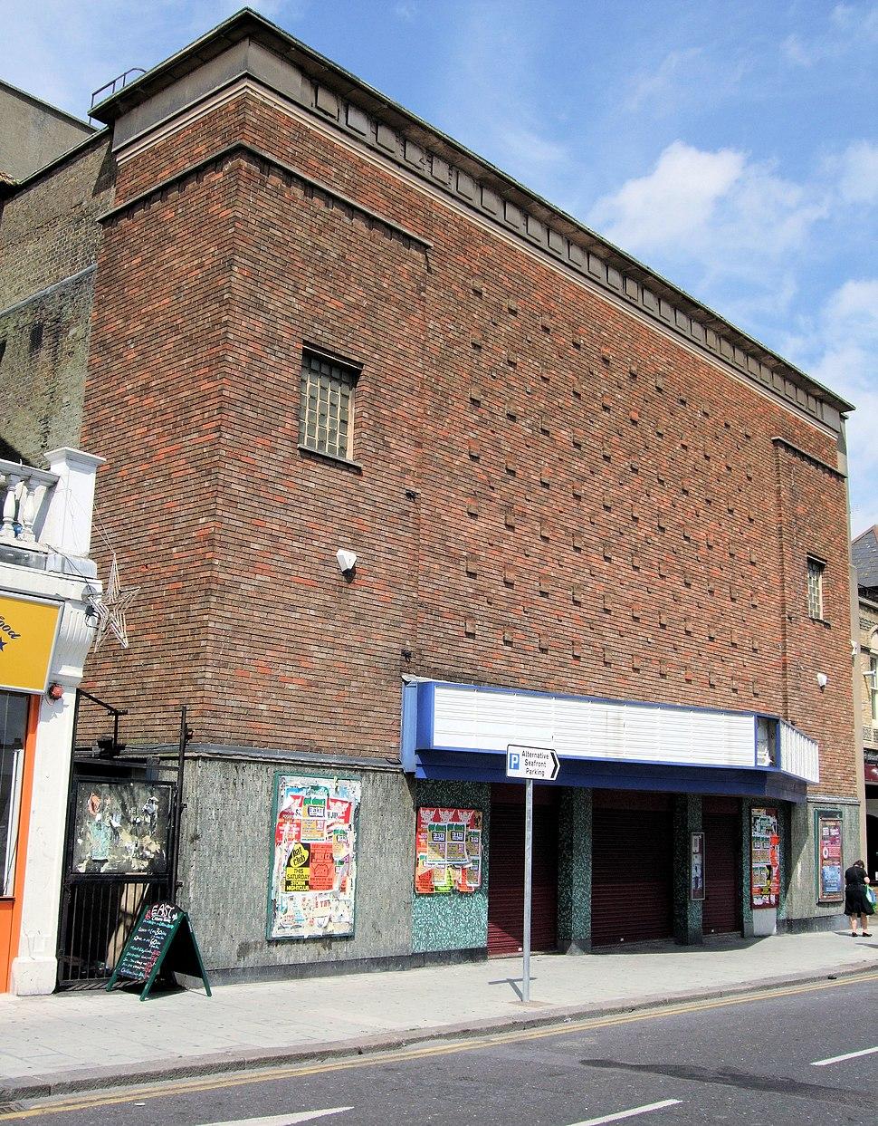 New Empire Theatre, Alexandra Street, Southend-On-Sea