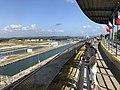 New Gatun Locks viewing area.agr.jpg