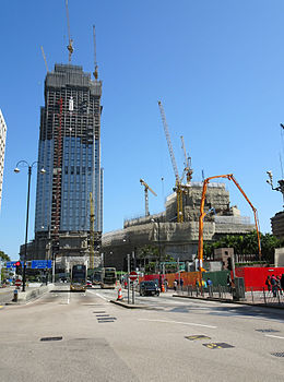New World Centre - Wikipedia