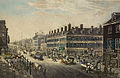 New York Broadway Canal Street 1834.jpg