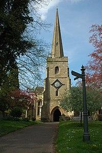 Newent Church - geograph.org.uk - 1274374.jpg