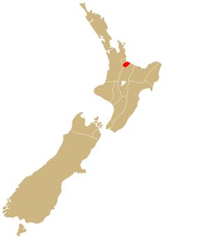 Ngāi Te Rangi - Image: Ngai Te Rangi