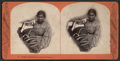 Niagara, Tuscarora squaw and papoose, from Robert N. Dennis collection of stereoscopic views.png