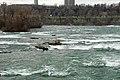 Niagara River (just upstream from American Falls) 10 (19886309969).jpg