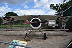 Nieuport 17b replica at RAF Manston History Museum.jpg