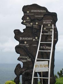 Bandarban District – Travel guide at Wikivoyage