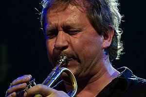 Nils Petter Molvaer at Moers Festival 2006, Ge...
