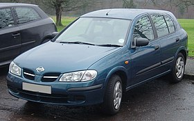 Nissan Almera - Wikipedia on