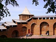 Nizhny Novgorod Severnaya (Northern) Tower