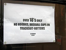 http://upload.wikimedia.org/wikipedia/commons/thumb/6/66/No_hoodies_sign.jpg/220px-No_hoodies_sign.jpg