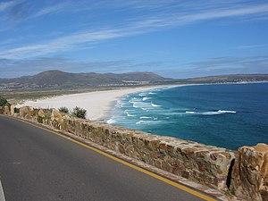 Noordhoek, Cape Town - Image: Noordhoek Beach panoramio