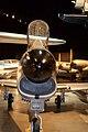 North American F-86D Sabre Headon Cold War NMUSAF 26Sep09 (14598213564).jpg